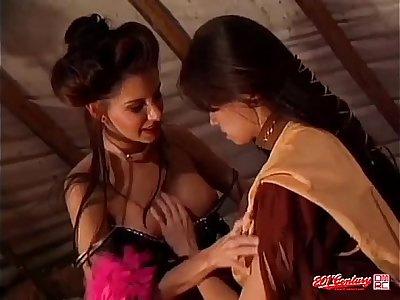 Palefeather Indian and Rich Milky Lady Fuck