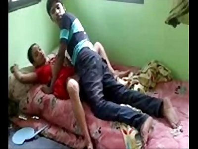 Desi bhabhi screwed by her devar secretly at home