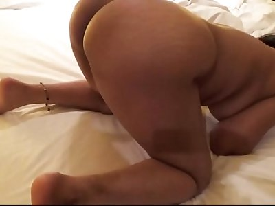 Desi Wife Blowjob & Rear end Fuck