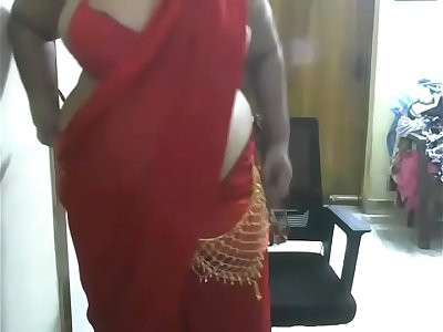 indian Bhabi Cam show leaked by Husband Part 1