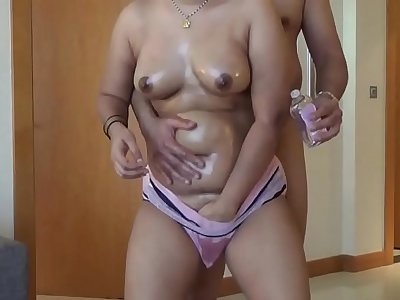Desi Plump Booty Oiled, Free Indian Pornography Flick b6  xHamster